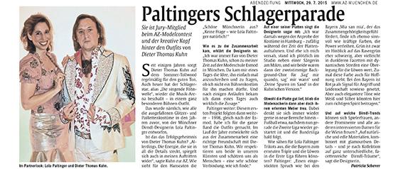 Photogenic and breathtakingly beautiful in Lola Paltinger